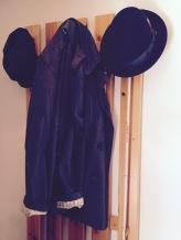 Stuart's coat + hat
